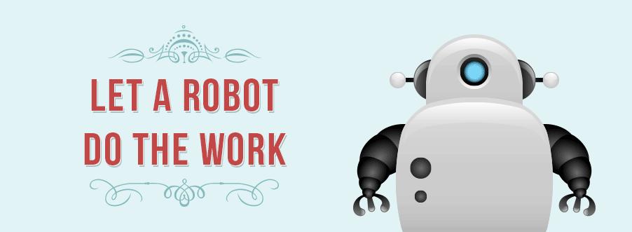 let a robot do forex trading